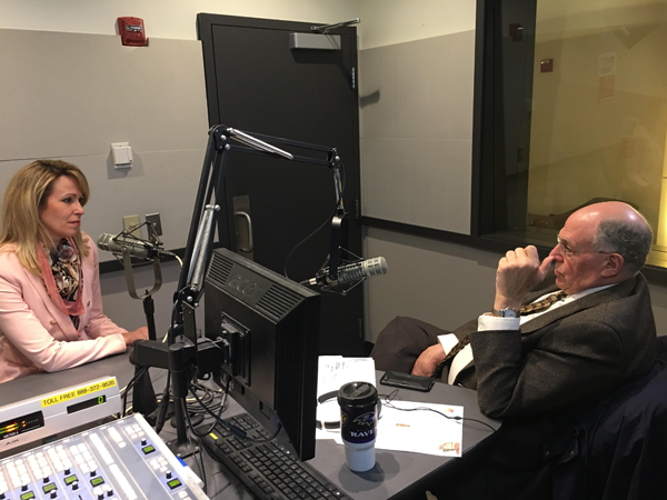 Maryland Department of Labor, Licensing and Regulation Kelly M. Schulz talks to Allan Hirsh about apprenticeship and training in Maryland - AHA Business Radio, CBS Radio 1300AM - April 25, 2017